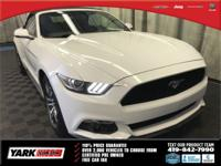 2017 Ford Mustang EcoBoost Premium in Oxford White,