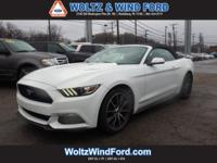 EcoBoost Premium Convertible - HEATED / COOLED LEATHER