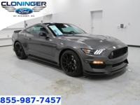 *** CAR FAX CERTIFIED***SHELBY GT350***HEATED/COOLED