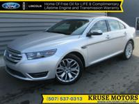 3.5L V6 - LEATHER - MOONROOF - BLIS - MYKEY - REAR