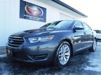 FREE POWERTRAIN WARRANTY! LOADED UP 2017 FORD TAURUS