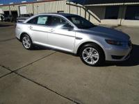 Clean CARFAX. Silver 2017 Ford Taurus SE FWD 6-Speed
