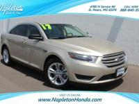**2017 Ford Taurus SE**, *BALANCE OF FACTORY WARRANTY,