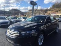 Black 2017 Ford Taurus SEL FWD 6-Speed Automatic with