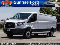 Put your business in motion with our 2017 Ford Transit