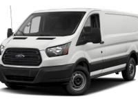 Options:  2017 Ford Transit-150 130 Wb Low Roof