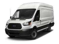 Options:  2017 Ford Transit Van|/|V6 3.7 L