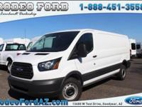 2017 Ford Transit-250 3D Low Roof Cargo VanPrice