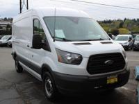 ***** CARGO VAN * MID ROOF ***** YOUR FULL SERVICE FORD