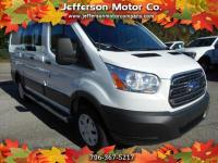 This 2017 Ford Transit 250 is ready for your small