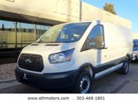 This Ford Transit Van delivers a Twin Turbo Regular