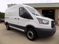 2017 Ford Transit 250 Medium Roof Commercial Cargo