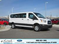 Dealer Certified Pre-Owned. This Ford Transit Wagon