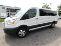 Check out this gently-used 2017 Ford Transit Wagon we