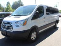 ***** 15 PASSENGER * REAR VIEW CAMERA * PRIVACY GLASS *