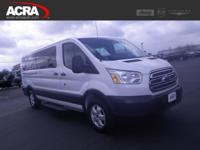 Used Ford Transit Wagon, options include:  Rear Heat /