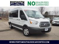 *NO DOC FEES*. Clean CARFAX. 2017 Ford Transit-350 RWD