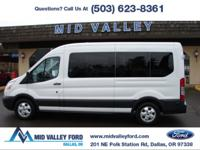 ***** MID ROOF * 15 PASSENGER * REAR VIEW CAMERA *