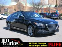 This 2017 Genesis G80 3.8L  will sell fast!! The next
