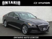 Delivers 28 Highway MPG and 18 City MPG! This Genesis
