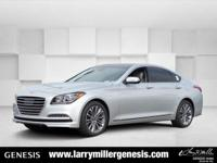 Navigation! Silver Bullet! This wonderful 2017 Genesis