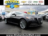 Great deal on this ALL WHEEL DRIVE Genesis G80.