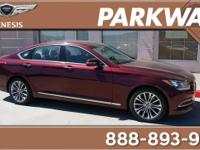 2017 Genesis G80 3.8 COME SEE WHY PEOPLE LOVE PARKWAY,