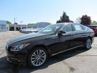 The new 2017 Genesis G80 in MIDDLETOWN, RHODE ISLAND
