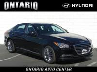 Delivers 23 Highway MPG and 15 City MPG! This Genesis