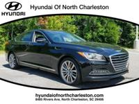 Chrome 2017 Genesis G80 5.0 RWD 8-Speed Automatic with