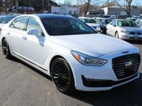 Wh 2017 Genesis G90 3.3T Premium 8-Speed Automatic with