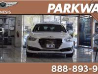2017 Genesis G90 3.3T COME SEE WHY PEOPLE LOVE PARKWAY,