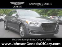 2017 Genesis G90 3.3T. Gasoline! Navigation! If you've