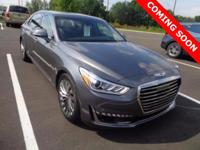 * CARFAX 1-OWNER * G90 3.3T AWD PREMIUM PACKAGE *