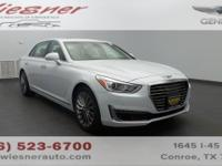 The 2017 Genesis G90 is the all new flagship full-size