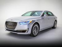 Gray 2017 Genesis G90 5.0 8-Speed Automatic with