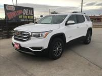 Check out this 2017 GMC Acadia SLT. Its Automatic