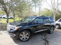 This 2017 GMC Acadia 4dr AWD 4dr Denali features a 3.6L