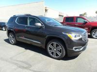 Scores 25 Highway MPG and 18 City MPG! This GMC Acadia