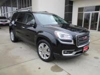 *CarFax 1-Owner* *This 2017 GMC Acadia Limited Limited