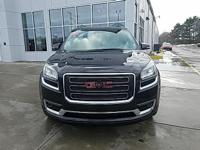 Options:  2017 Gmc Acadia Limited Limited|Gray|Carfax