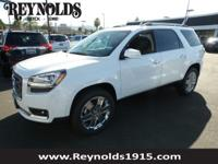 The GMC Acadia Limited personifies a never say never