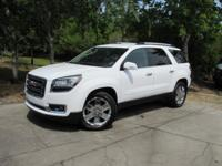 This 2017 GMC Acadia Limited 4dr FWD 4dr Limited