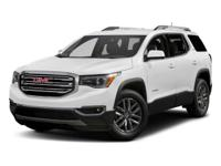 Recent Arrival! 2017 GMC Acadia SLE-2 Black Priced