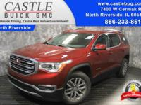 The all-new 2017 GMC Acadia mid-size SUV is designed to