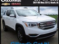 New Price! CARFAX One-Owner. Clean CARFAX.  Acadia