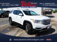 Heated Seats, Remote Start, power rear liftgate, and