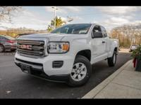 This White 2017 GMC Canyon Base might be just the