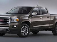 The GMC Canyon will redefine the small truck category