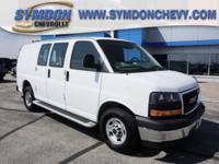 New Price! 2017 GMC Savana 2500Work Van Summit